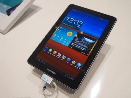 Планшет samsung Galaxy Tab 7.7 - свербыстрый интернет
