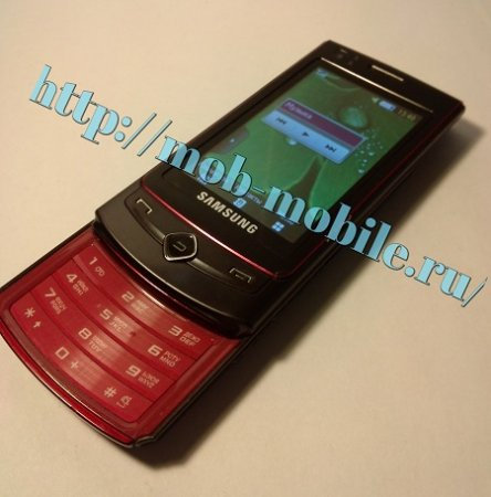 Samsung S8300 UltraTouch: ����� ��������