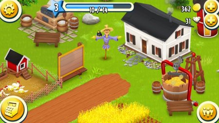 Hay Day - �������������������� ��������� �� ������ ������