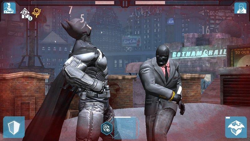 The roosevelt/batman: venom