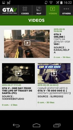 Cheats for GTA V - ����� ������������ ���-����� ��� ���������� ���� GTA 5