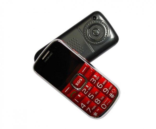 Nokia H16 задняя часть