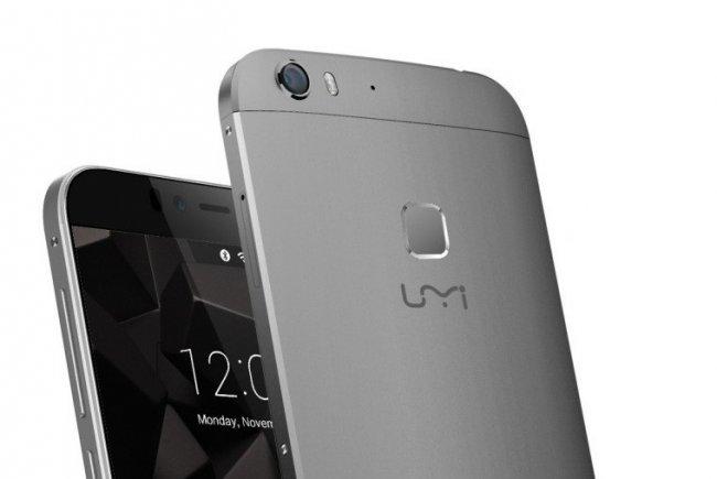 Смартфон Umi Iron Pro