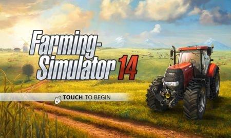 Farming Simulator 14 - восхитительный симулятор про развитие фермы