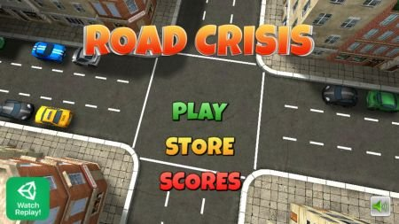 Road Crisis - затягивающий таймкиллер про регулирование дорожного движения