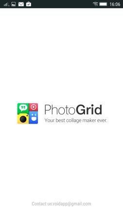 Photo Grid Collage Maker - популярное за границей приложение для создания коллажей