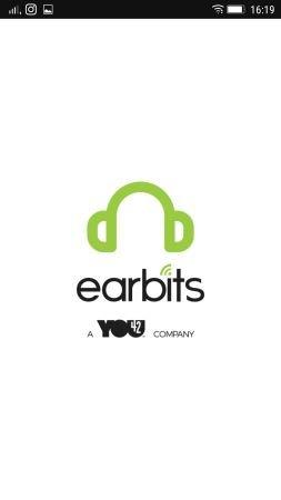 Earbits Music Discovery App - восхитительное приложения для прослушивания различных музыкальных жанров