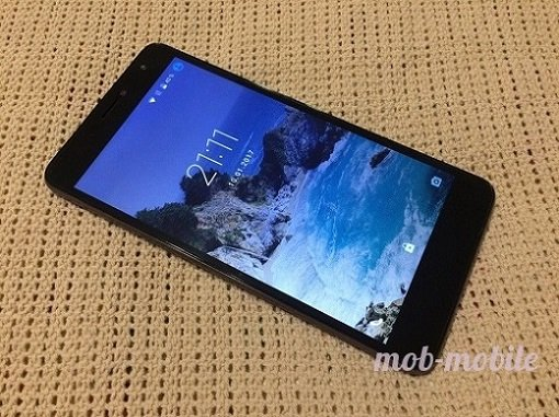 BQ-6050 Jumbo: обзор смартфона