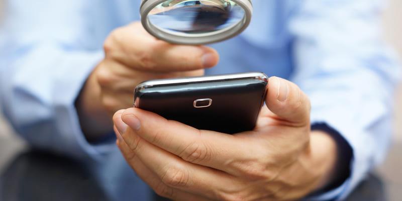 Как найти смартфон