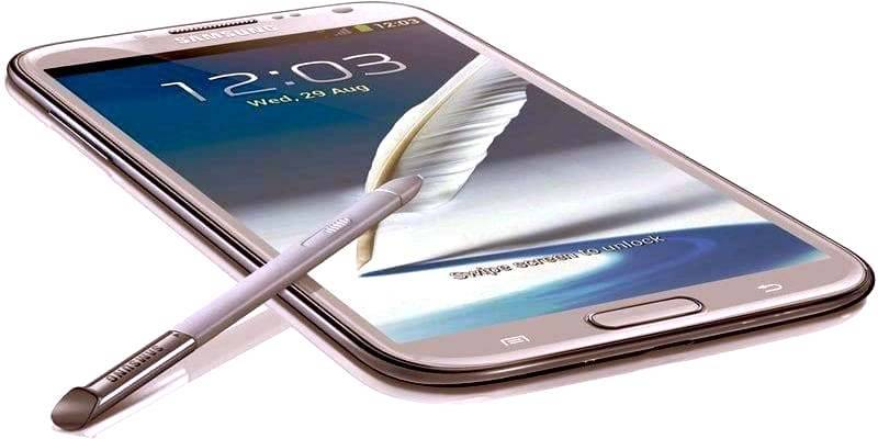 Samsung Galaxy Note ІІ
