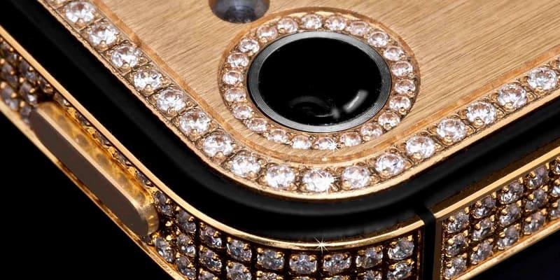5 самых дорогих в мире телефонов