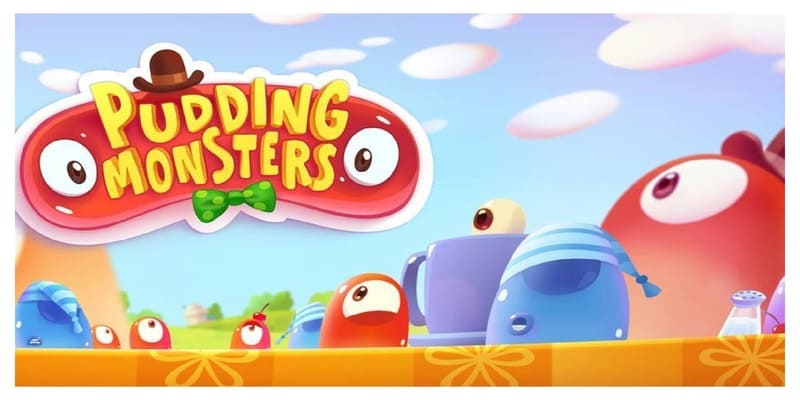 Pudding Monsters – головоломка про пудинги