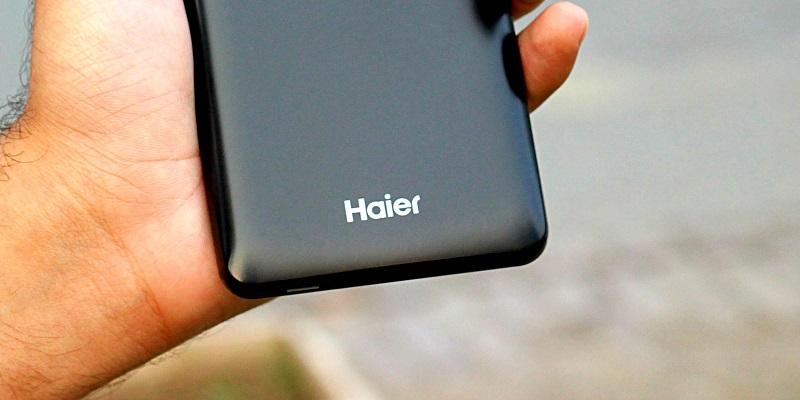 Haier smartphone