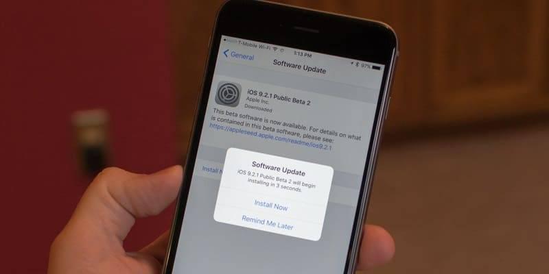 Как на iPhone обновить iOS: инструкция